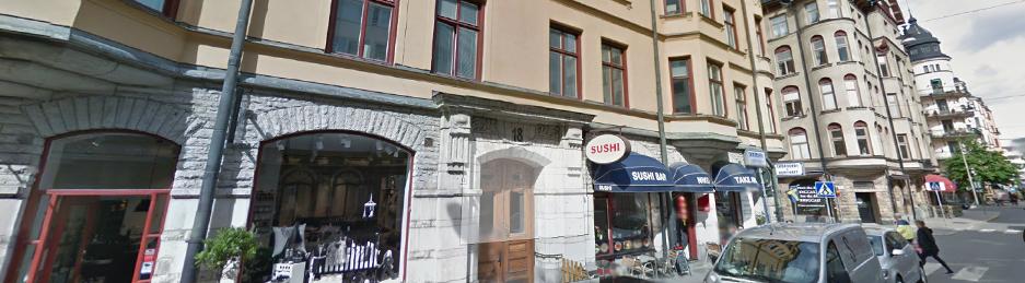 BRF Kungsholmsgatan 18